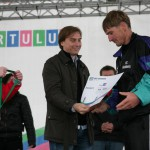Gabriel Podskubka si Gabriela Szabo i-au premiat pe castigatorii crosurilor