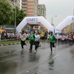 Gabriela Szabo a alergat la Crosul 3K