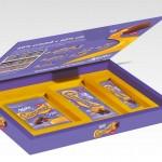 cutie prezentare Lansare Milka Caramel