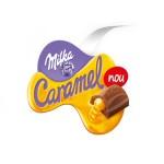 wobbler_Lansare Milka Caramel